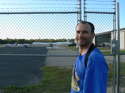 Maple Park - Ryan -Outside- Airport