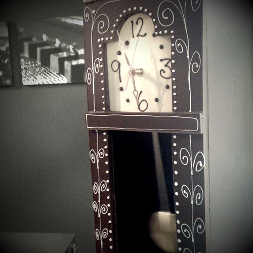Working Grandfather Clock
