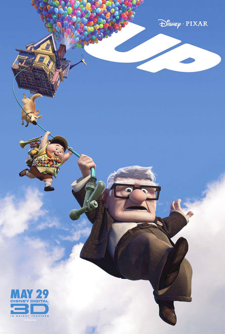 Up (2009) poster 5