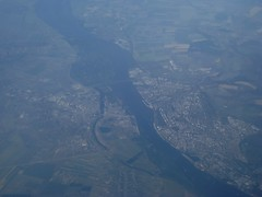 Crossing Danube from Romania to Bulgaria
