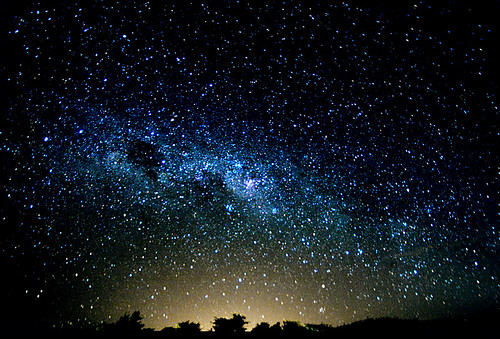 Milky Way / Via Láctea