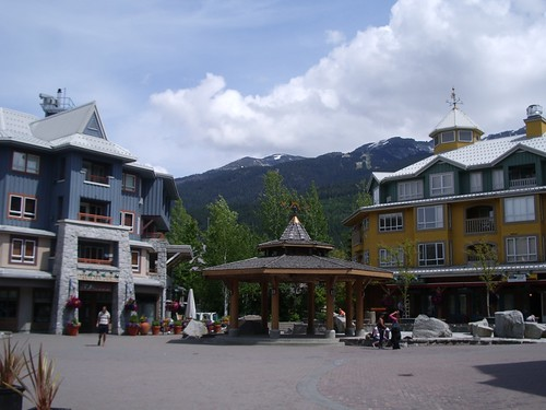 Whistler.  Breathtaking but is it wrong to say too clean?