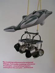 Jeff Koons: Popeye Series, Serpentine Gallery, London, 2009
