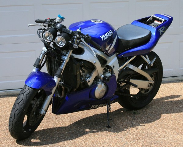 Yamaha R6 Street Fighter Kit - Year of Clean Water