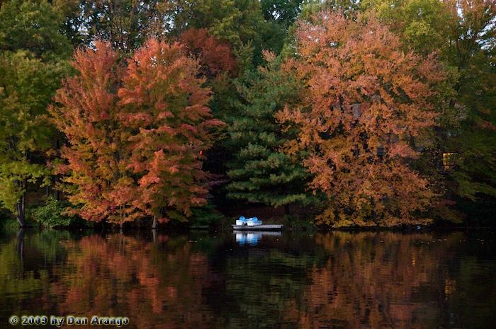 Lake Anne Boats