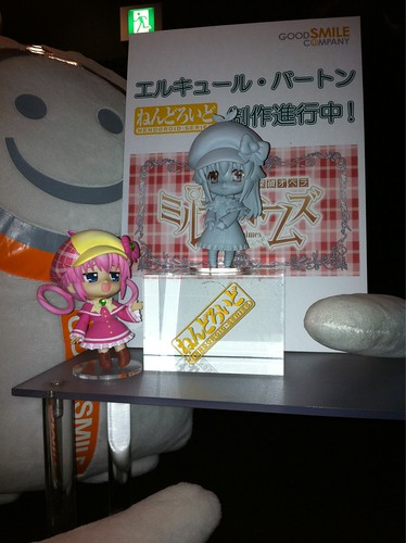 Nendoroid Sharo and Elly