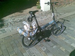 Dahon and New Tyres