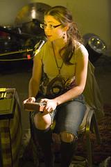 Laura Barrett @ Rolly's Garage