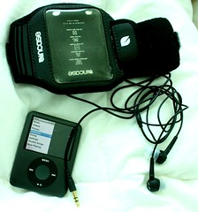 Running Gear - iPod Nano and arm band