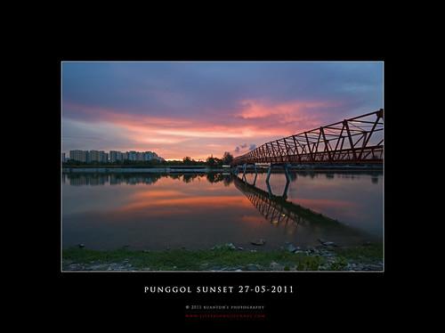Punggol Sunset 270511 #3