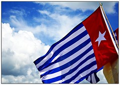 West Papua flag