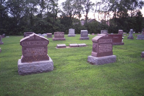 North Liberty Christian Church cemetery