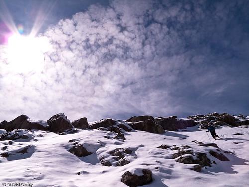 SE Ridge descent