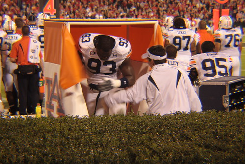 auburn on field toilet