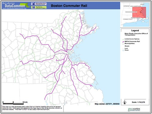 Boston Commuter Rail