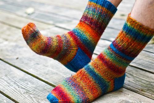 happy feets o the blub