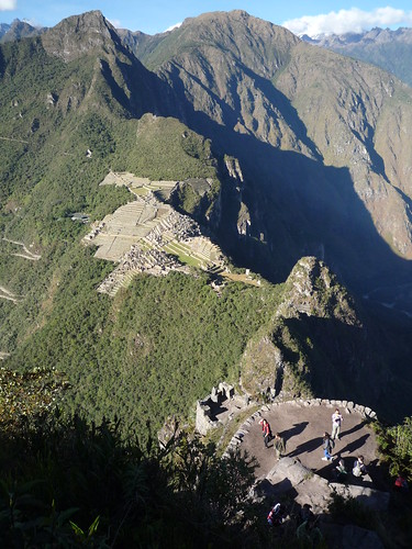 Machu Picchu desde el Wayna Picchu