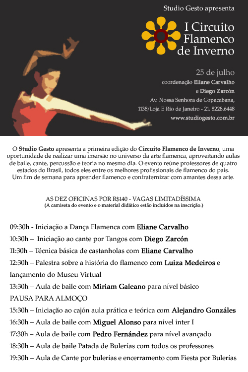 Circuito Flamenco de Inverno