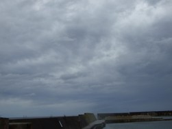 嵐の前の静けさ~笹川流れ