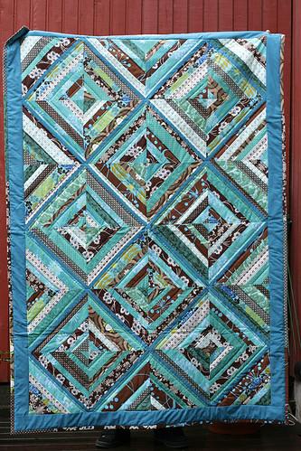 Chocqua String Quilt