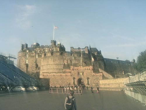 The Esplanade & Edinburgh Castle, Edinburgh