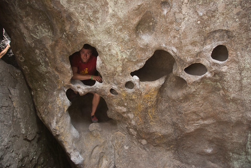 Cool Hueco-like formations