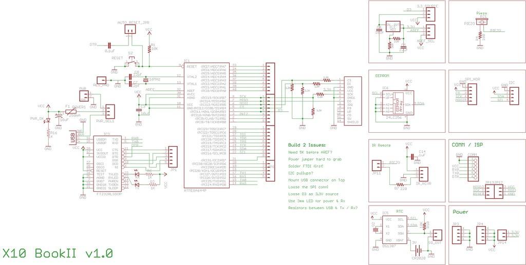 Arduino Collection: Nex10 Begins