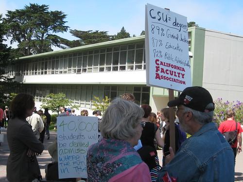 CSU's Budget Crisis