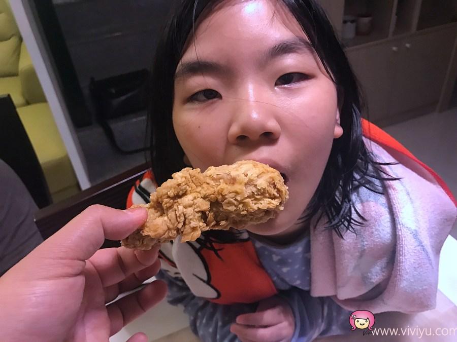 拿坡里,拿坡里披蕯,拿坡里炸雞,炸雞,速食店 @VIVIYU小世界