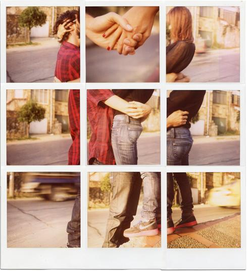 Escena de amor entre pareja anónima #1