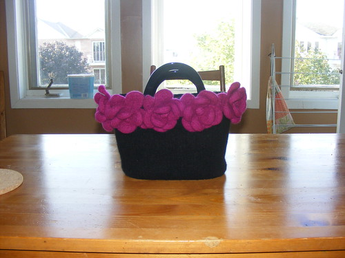 Noni Felted Bag