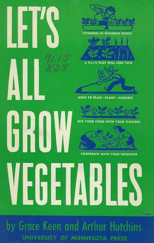 Lets All Grow Vegetables