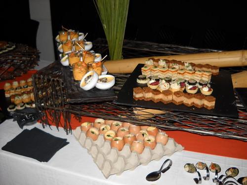 Webdeux.connect09 - Le buffet