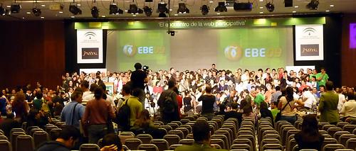 Foto de familia del EBE 09