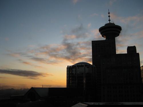 Vancouver sunrise