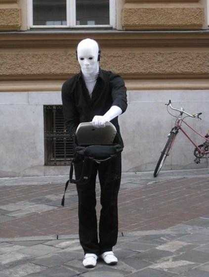 Street Theatre Performer