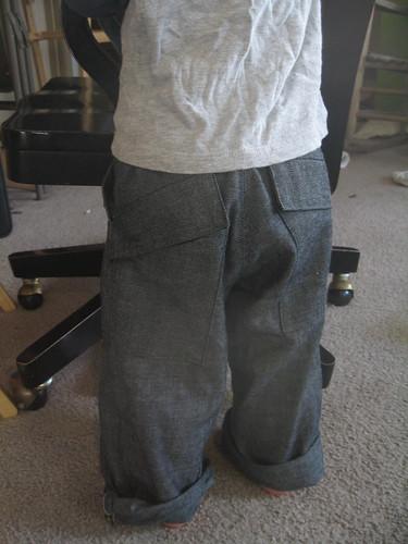 Otto 4/04 Pants