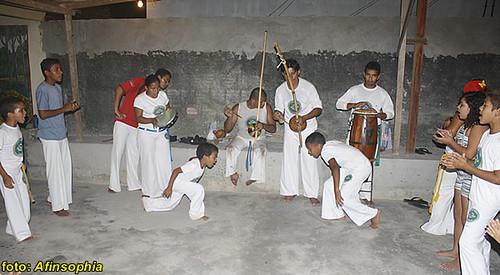 Capoeira Bantos 07 por você.