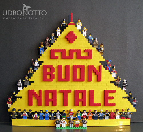 LEGO udronotto buon natale