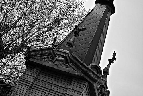 Fledermaushaus in Kiew