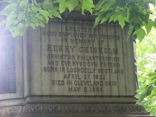 Henry Chisholm