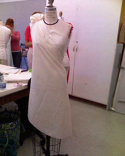 draping dress 1a