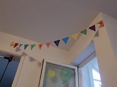 Finns 3. Geburtstag