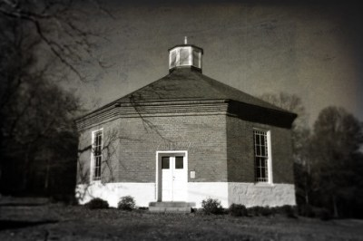 McBee Chapel Textured