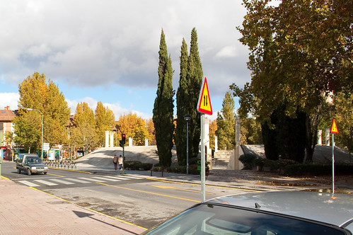 Solución provisional al caos circulatorio en Nueva Alcalá