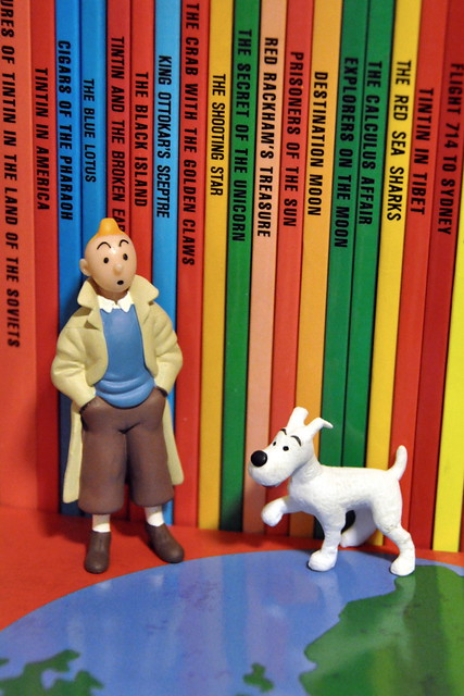 Tintin Conquers the World!