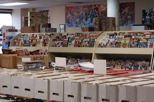 Comics and Collectibles, Memphis, Tenn.