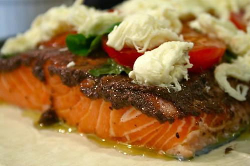 Salmon en croûte © dan & tuesy