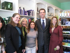 Mayor Newsom announces the first microloan of ...
