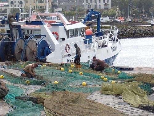 Howth fishermen